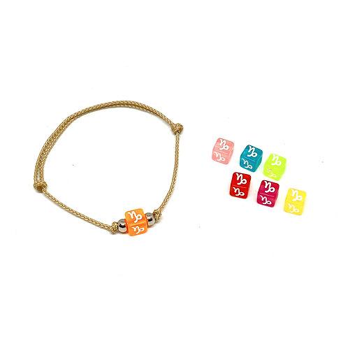 Zodiac Bracelet Capricorn - Steenbok