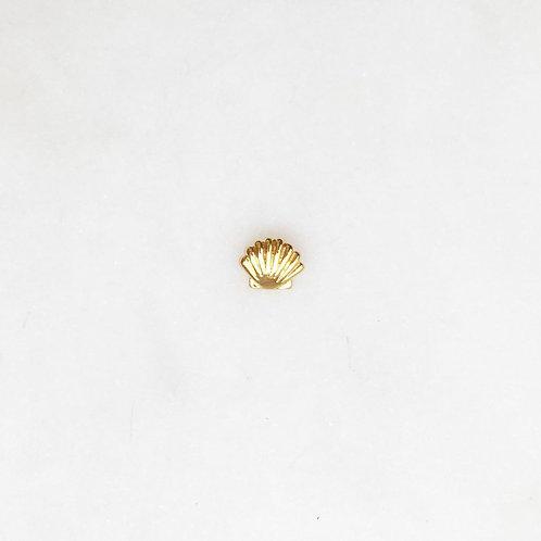 Mini Shell Earstud By☆Nouck