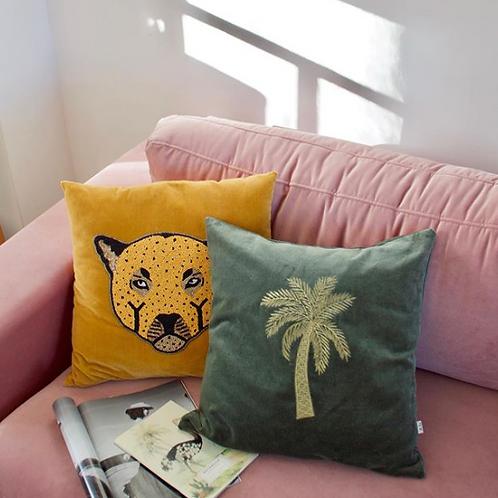 Velvet Cushion Palm