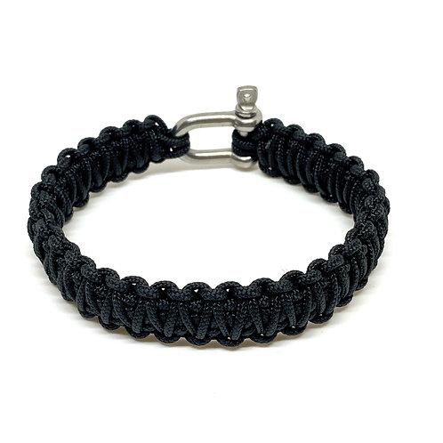Basic Black Bracelet