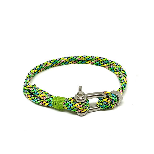 Green Fusion Simple Bracelet