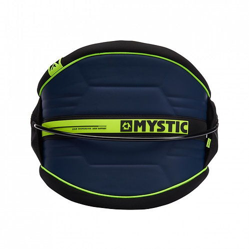 Arch Waist Harness Navy/Lime