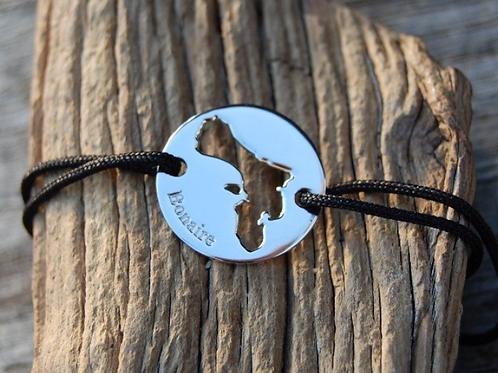 Bonaire Bracelet Silver 21mm