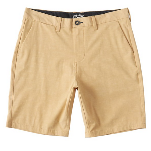 New Order Slub Walkshort MUS