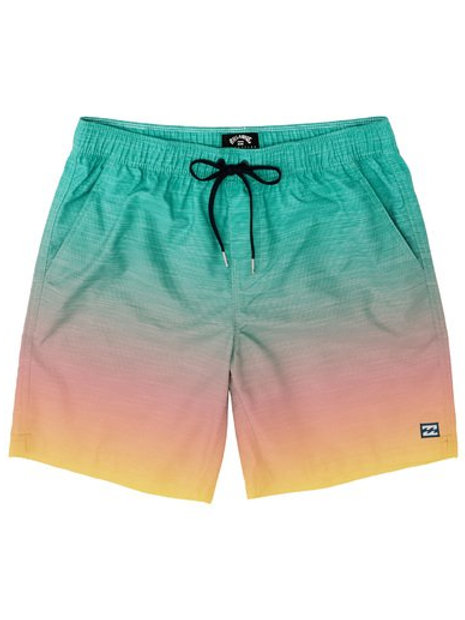 All Day Fade Layback Boardshort 17 Inch