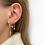 Thumbnail: Earring Diamond Creme By☆Nouck