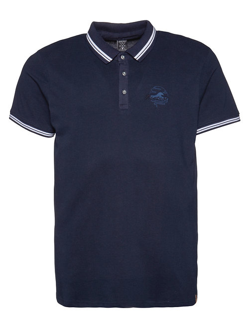 Ted Polo Ground Blue