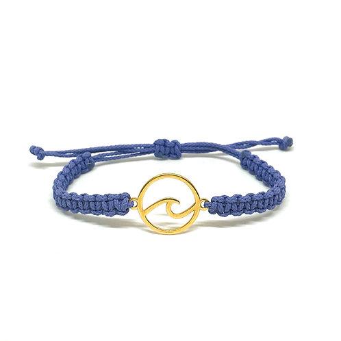 Wave Round Bracelet