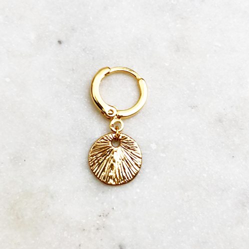Earring Vintage Coin By☆Nouck
