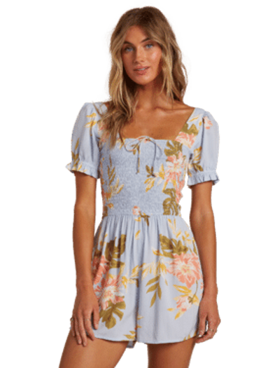 Flirty Day Dress