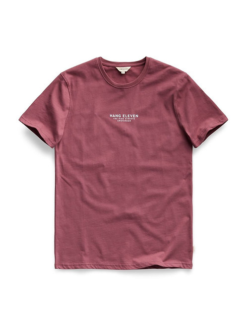 Home Town Tee Mars Red