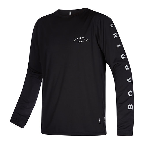 The One L/S Quickdry Black