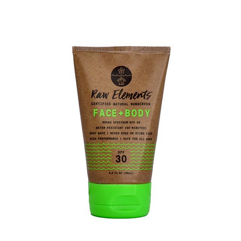 FACE + BODY TUBE SPF 30