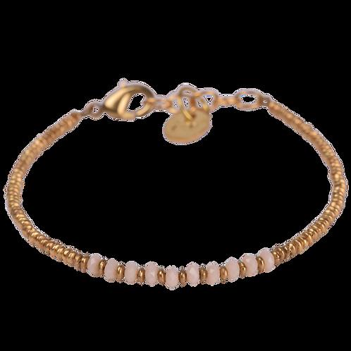 Stone Bracelet Peach
