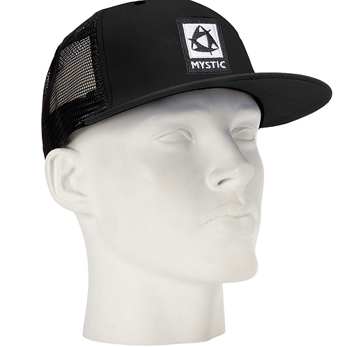 Brand Cap Black