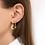 Thumbnail: Earring Golden Moon By☆Nouck