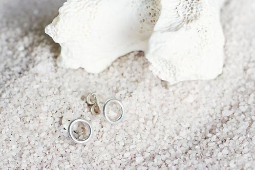 Rounds earrings