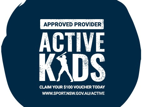 Last chance to use 2020 Active Kids Vouchers