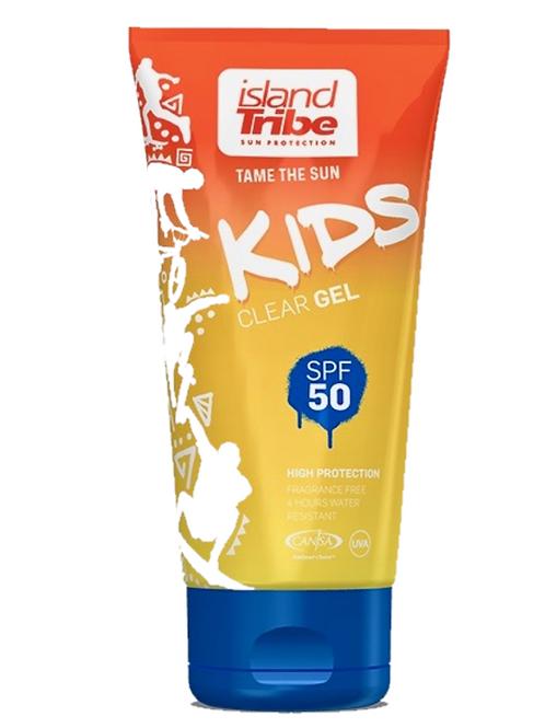 Kids Clear Gel SPF 50 50ml