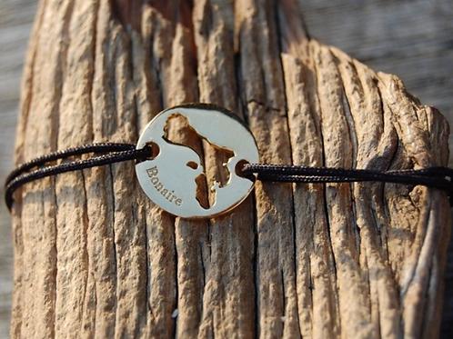 Bonaire Bracelet Gold Plated 16 mm