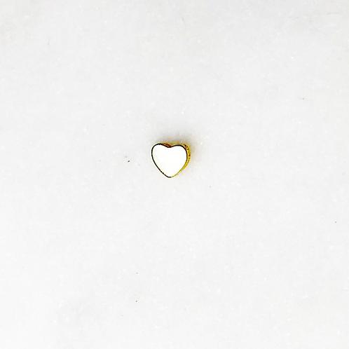 Earstud Mini Heart By☆Nouck