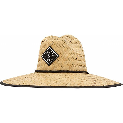 Tippet Cover Up Straw Hat