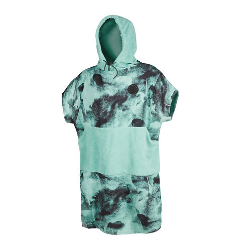 Poncho All Over Mint