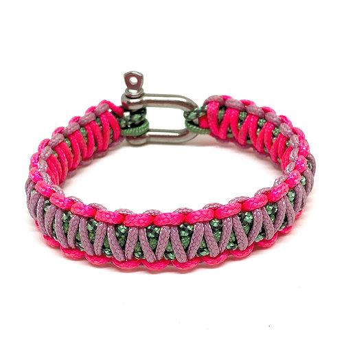 Miss Diamond Pink Bracelet