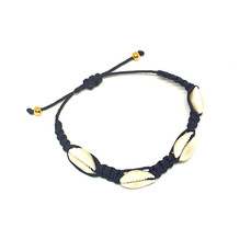 Braided Bracelet With Shells