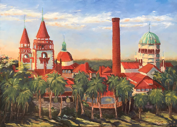 Flagler's Towers Original