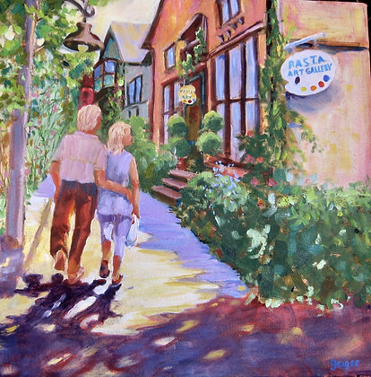 Art Walk on Charlotte
