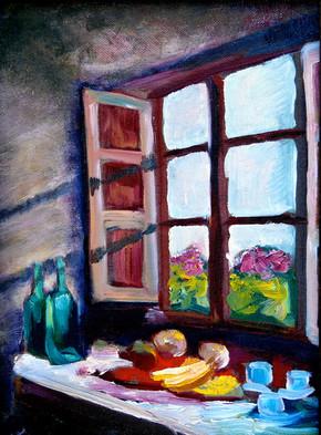 Mother's Window