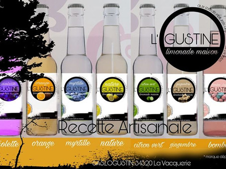 Limonade L'Ogustine
