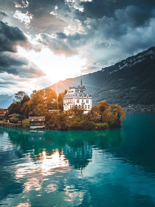 Iseltwald Bern / Bernese Oberland