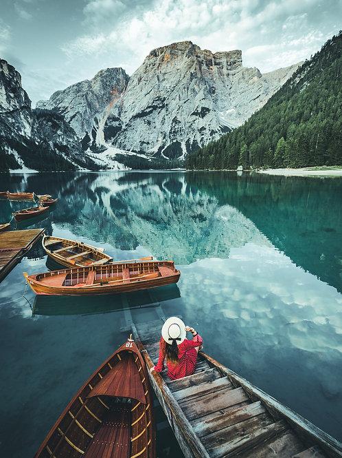Pragser Wildsee / Lago di Braies for Prints