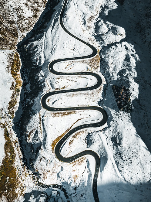 Julierpass Switzerland