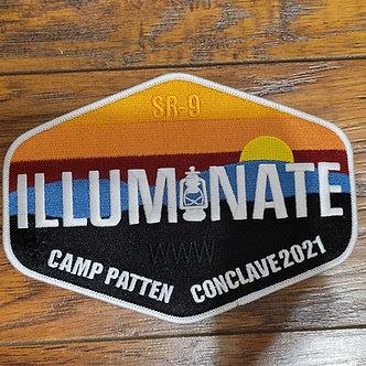 2021 SR-9 Conclave Jacket Patch