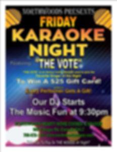 Friday Karaoke Night.jpg