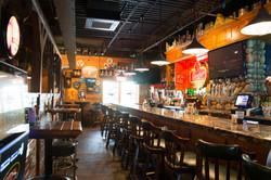 The Log Lounge Bar