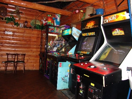 Kid's Arcade Room