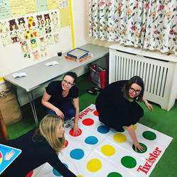 We had a great night at Thursdays meeting - Vintage Games Night!! Twister, shove hapney, snap, snake