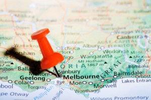 Melbourne House Painters Map Image