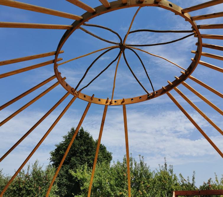 Ash Yurt's crown