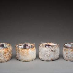 Cheryl Hewitt_textiles_mourning vessels
