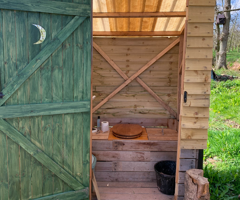 Cai Yurt Eco Toilet