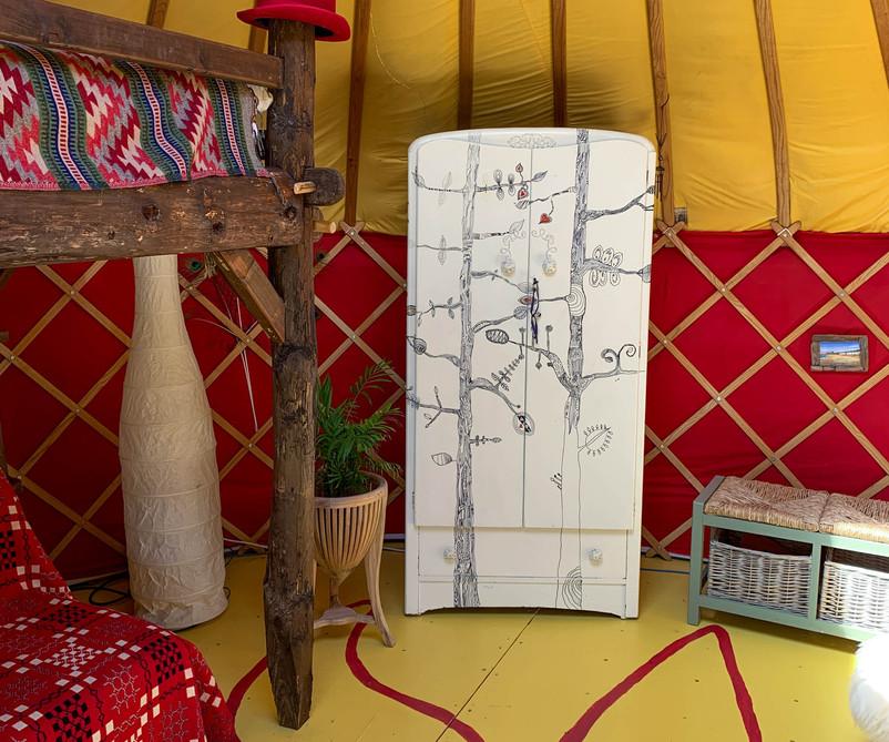 Cai Yurt furniture