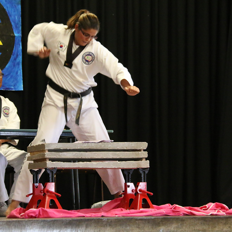 Term 4 Senior Belt & Black Belt Kukkiwon Grading