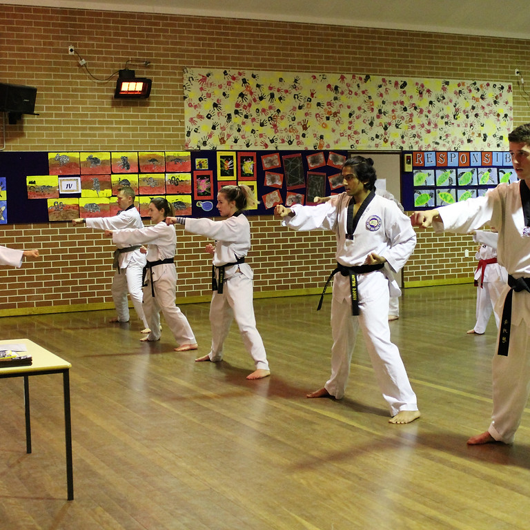 Compulsory High Red / Black Belt Meeting - Active Members Only