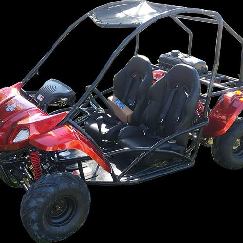 Tiking TK125 3 125cc Go Kart ...