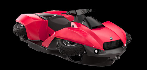 QUAD JETSKI 1400CC 4x4 Amphibious ATV QuadSki  Water PowerSports